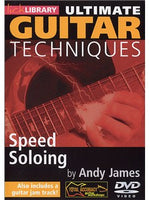 Lick Library: Ultimate Guitar Techniques - Speed Soloing