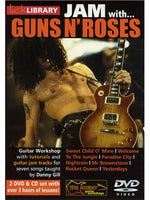 Lick Library: Jam with Guns n' Roses (2 DVD and CD Set)