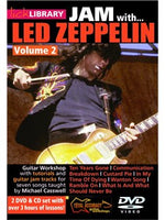 Lick Library: Jam With Led Zeppelin - Volume 2