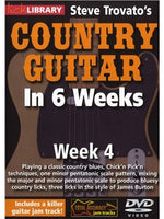 Lick Library: Steve Trovato's Country Guitar In 6 Weeks - Week 4