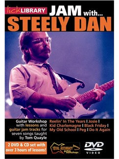 Lick Library: Jam With Steely Dan