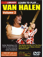 Lick Library: Learn To Play Van Halen - Volume 2