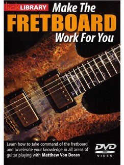 Lick Library: Make The Fretboard Work For You
