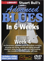 Lick Library: Stuart Bull's Advanced Blues In 6 Weeks - Week 3
