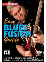 Easy Blues Fusion Guitar DVD