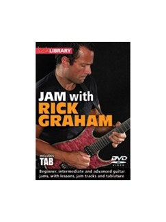 Lick Library: Jam With Rick Graham