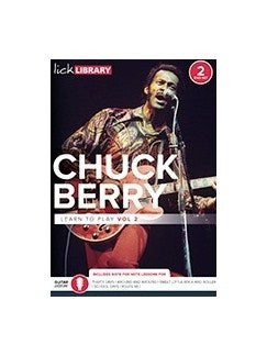 Lick Library: Learn To Play Chuck Berry - Volume 2 (2 DVD Set)