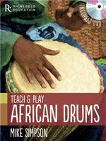 Mike Simpson: Teach And Play African Drums