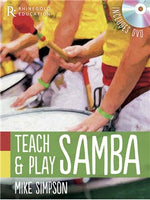 Mike Simpson: Teach And Play Samba