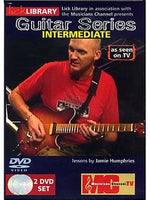 Lick Library: Guitar Series (Intermediate)