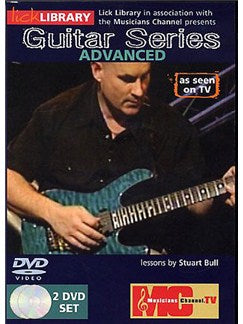 Lick Library: Guitar Series (Advanced)