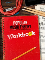 Rockschool: Popular Music Theory Workbook (Grade 5)