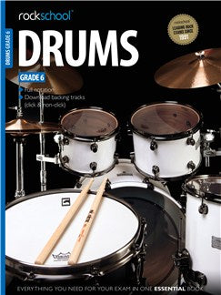 Rockschool Drums - Grade 6