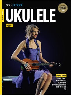 Rockschool Ukulele - Debut (2016+)