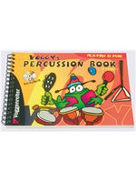 Yasmin Abendroth: Voggy's Percussion Book (Book/CD)