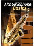 Chris Stieve-Dawe: Alto Saxophone Basics (Book/CD)