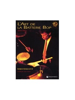 Art De La Batterie Bop + CD (Franceza Edition)