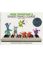 John Thompson's Easiest Piano Course: Part 3 (Book And CD)