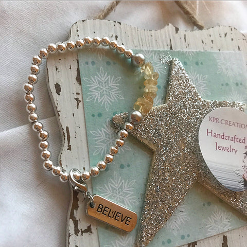 Children's Inspirational Bracelet