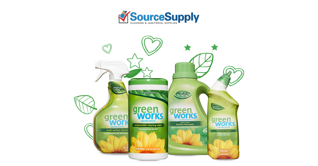 Green Works® - The power of nature's world bottled up for yours