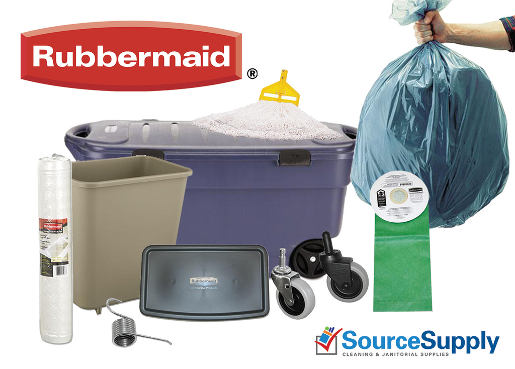 Top 10 Commercial Rubbermaid Products