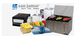 San Jamar Innovation is Smart, Safe and Sanitary