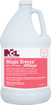 MAGIC BREEZE-LAVENDER Multi-Purpose Cleaner / Deodorizer, 1 gal