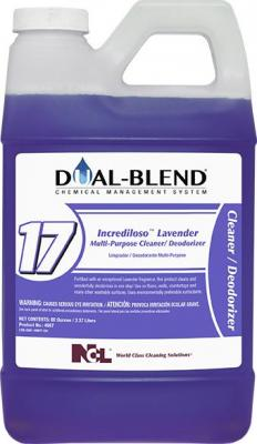 Dual-Blend #17 Incrediloso Lavender, 80 oz. (Carton of 4)
