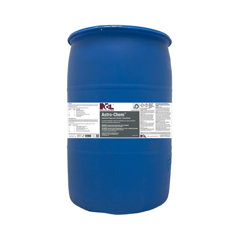Astro-Chem Industrial Degreaser Cleaner Concentrate, 55 gal (Drum)