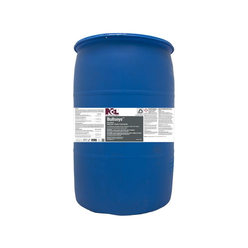 Bullseye Non-Butyl Cleaner Degreaser, 55 gal (Drum)