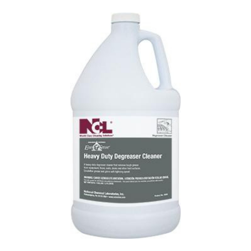 Earth Sense® Heavy Duty Degreaser Cleaner, 1 gal (Carton of 4)
