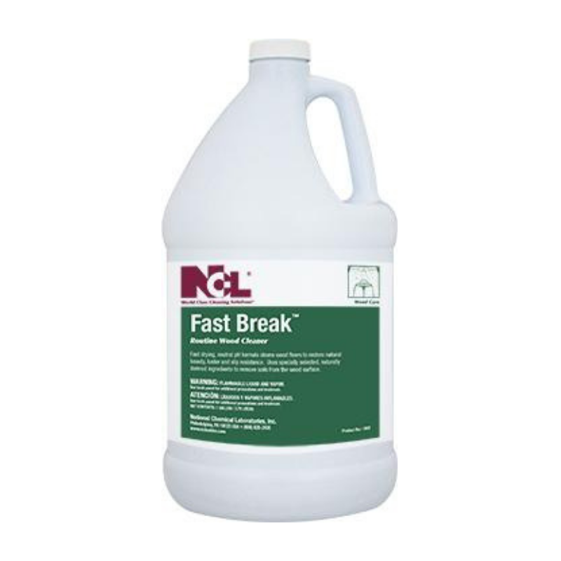 Fast Break Wood Cleaner & Maintainer, 1 gal (Carton of 4)