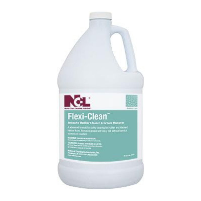 Flexi-Clean Intensive Rubber Cleaner and Grease Remover, 1 gal (Carton of 4)