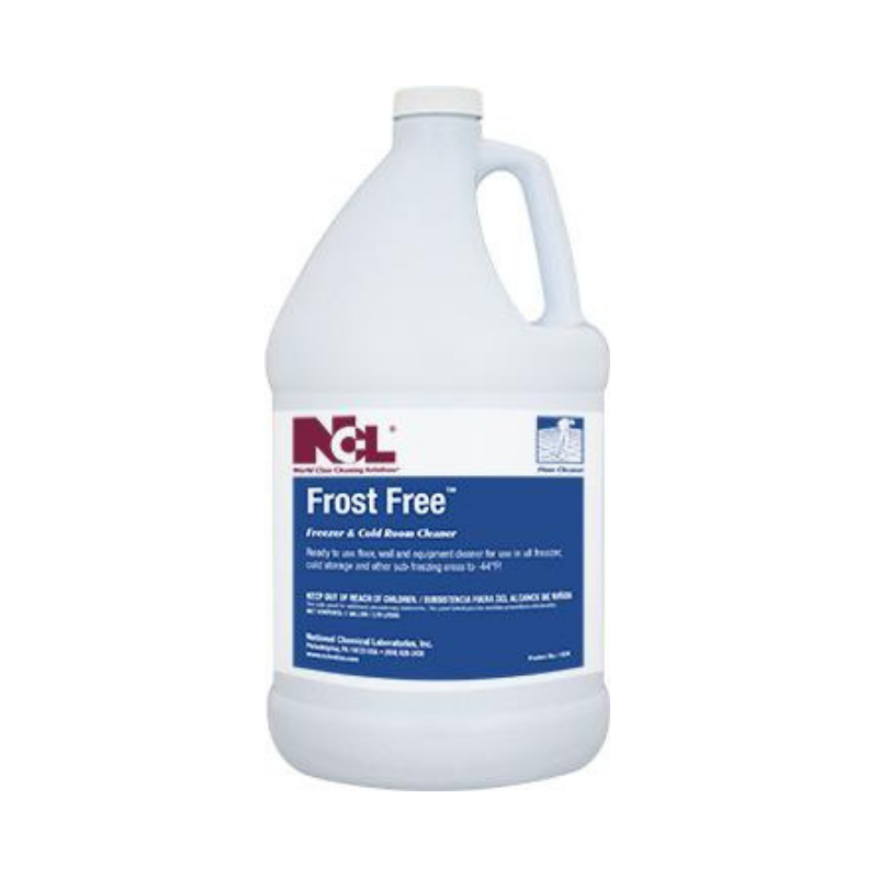Frost Free Freezer and Cold Room Cleaner, 1 gal (Carton of 4)