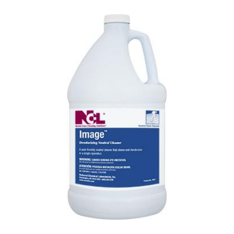 Image Deodorizing Neutral Cleaner, 1 gal (Carton of 4)