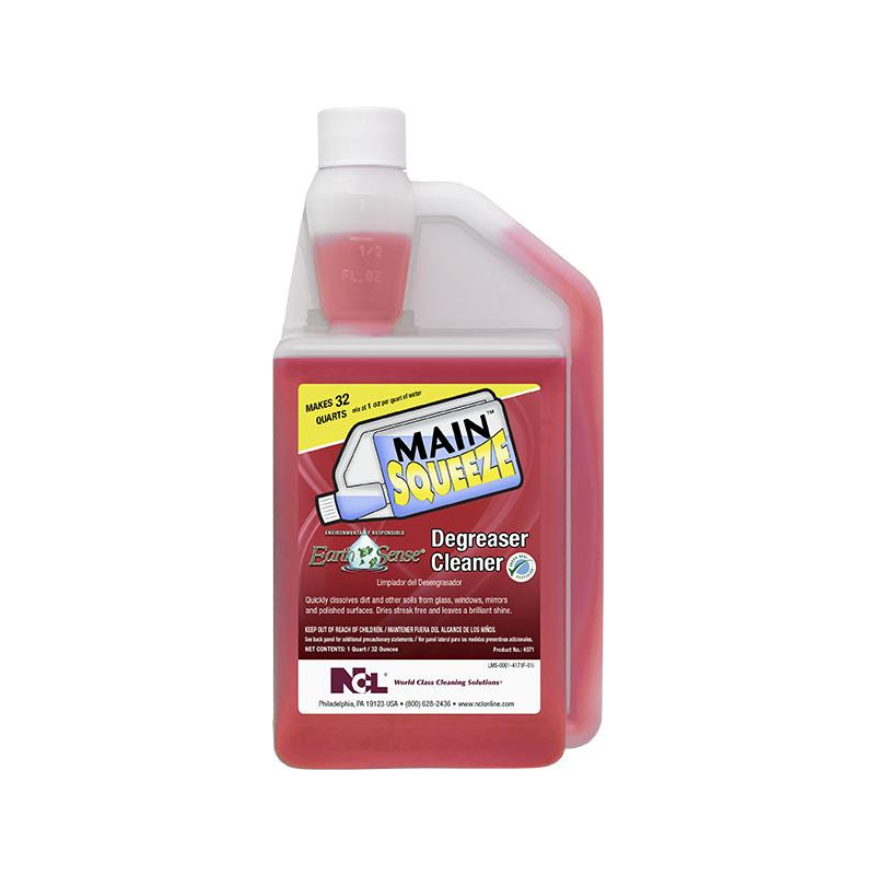 Main Squeeze™ Earth Sense® Degreaser Cleaner, 32 oz.