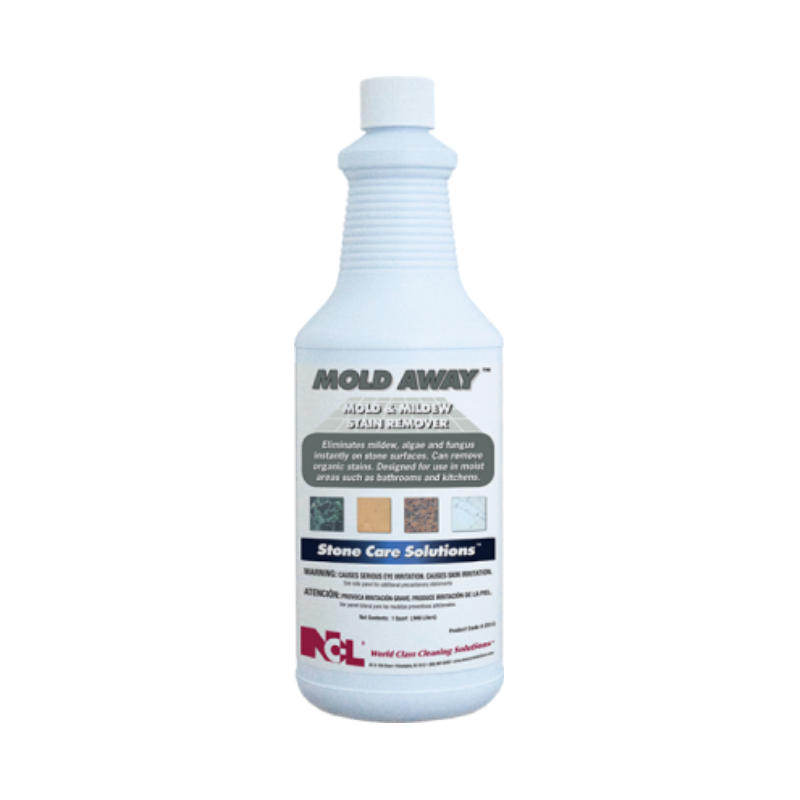 Mold Aaway Mold and Mildew Remover, 32 oz (Carton of 12)
