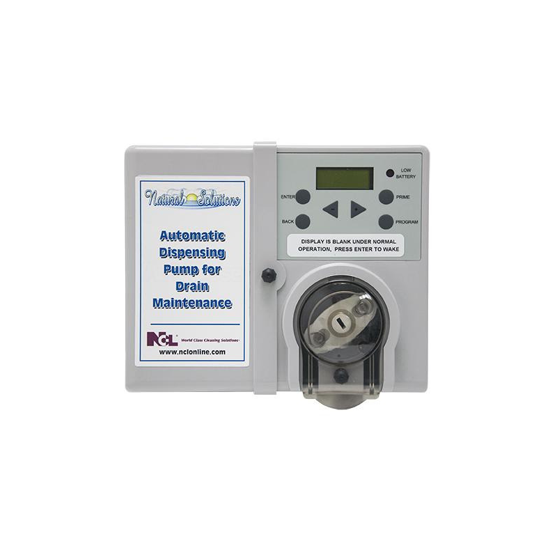 Natural Solutions™ Automatic Dispensing Pump for Drain Maintenance (Each)