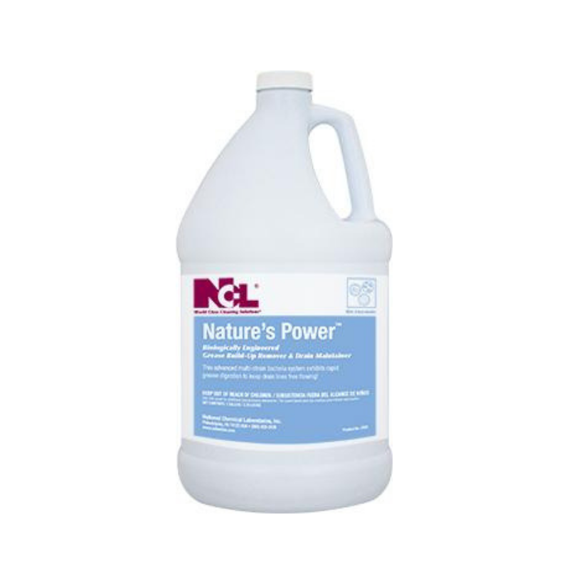 Nature's Power Grease Build-Up Remover & Drain Maintainer, 5 gal (Each)