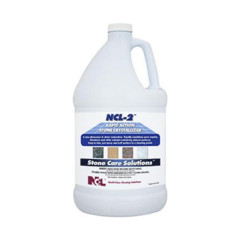 NCL-2 Rapid Action Stone Crystallizer, 1 gal (Carton of 4)