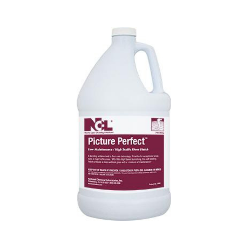 Picture Perfect™ Low Maintenance / High Traffic UHS Floor Finish, 1 gal (Carton of 4)