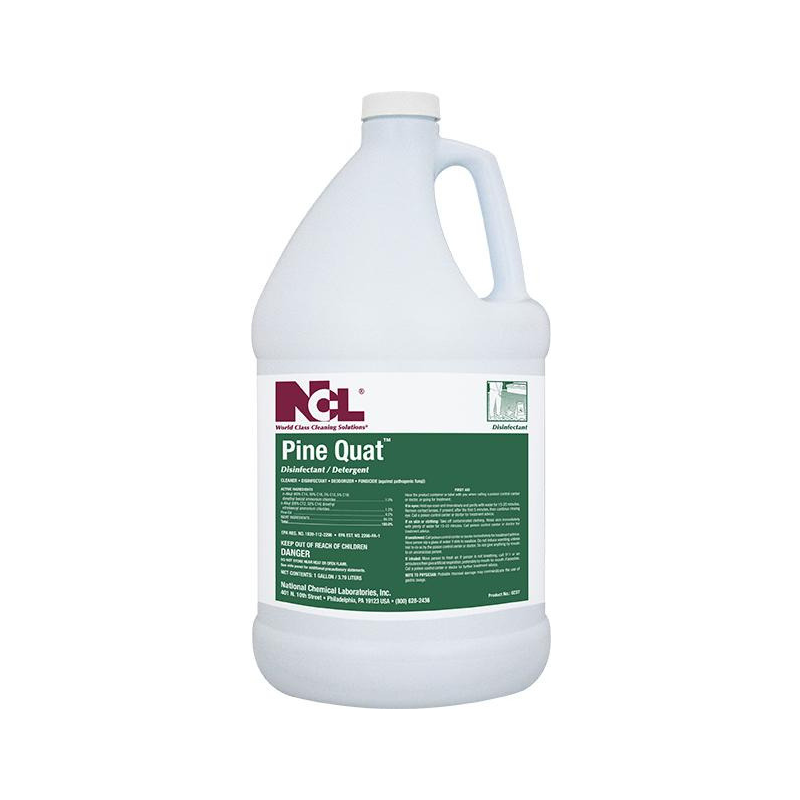 Pine-Quat Neutral Disinfectant Cleaner, 1 gal (Carton of 4) All NCL products are on a 2 week lead time