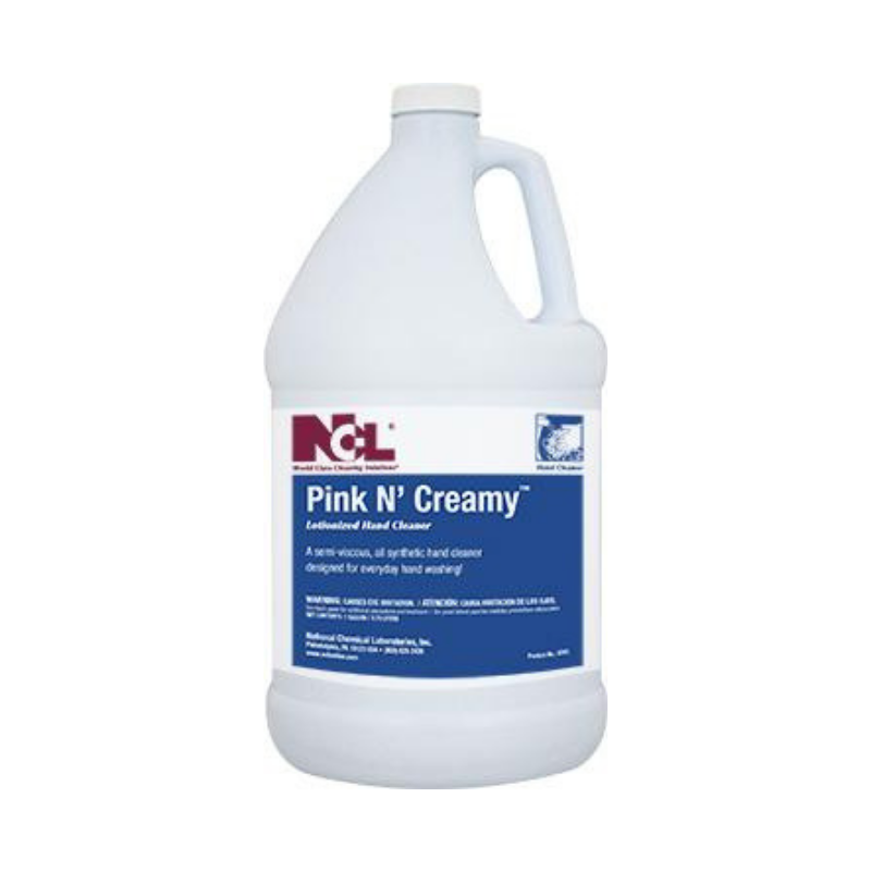 Pink n' Creamy Lotionized Hand Cleaner, 1 gal (Carton of 4)