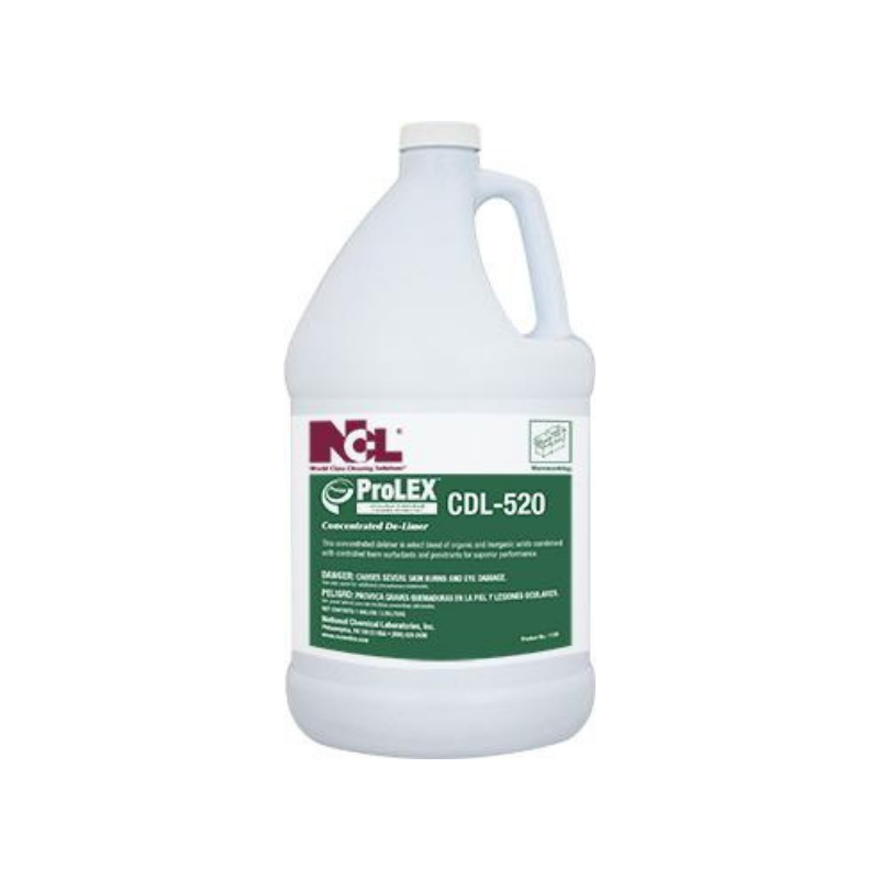 ProLEX™ CDL-520 Concentrated De-Limer, 1 gal (Carton of 4)