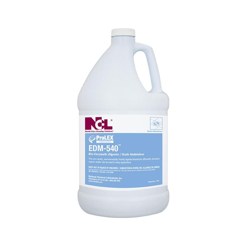 ProLEX™ EDM-540 Bio-Enzymatic Digester/Drain Maintainer, 1 gal. (Carton of 4)