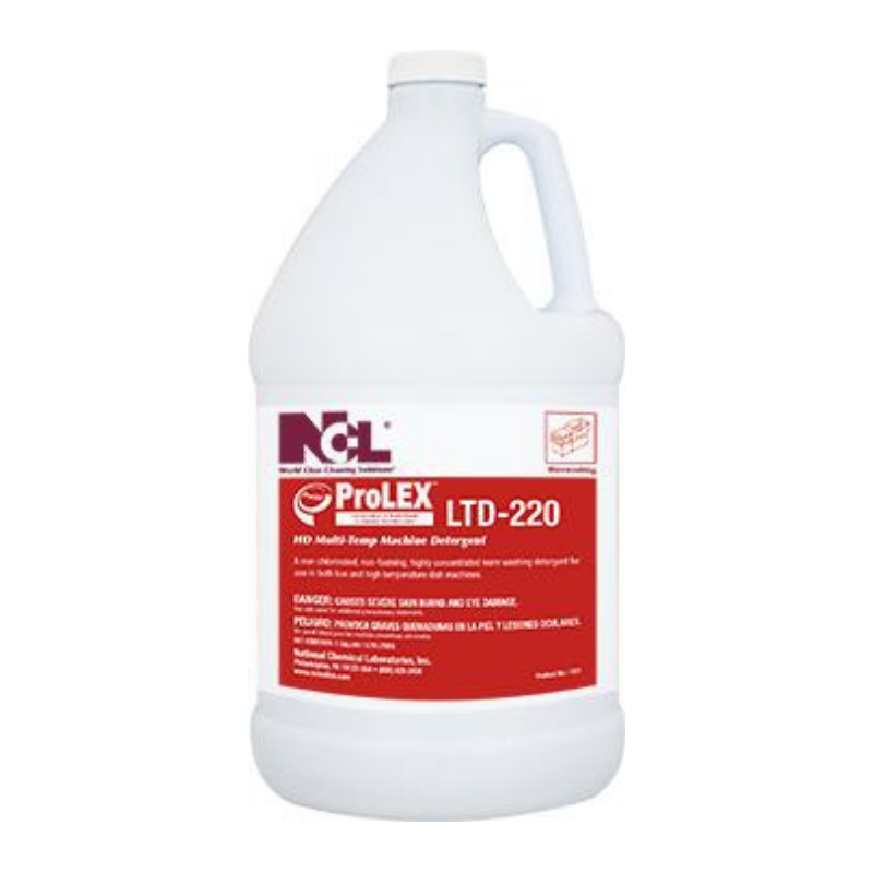 ProLEX™ LTD-220 Multi Temp Machine Detergent, 5 Gal (Each)