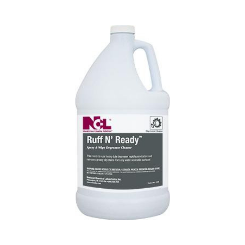 Ruff n' Ready Spray and Wipe Degreaser Cleaner, 1 gal (Carton of 4)