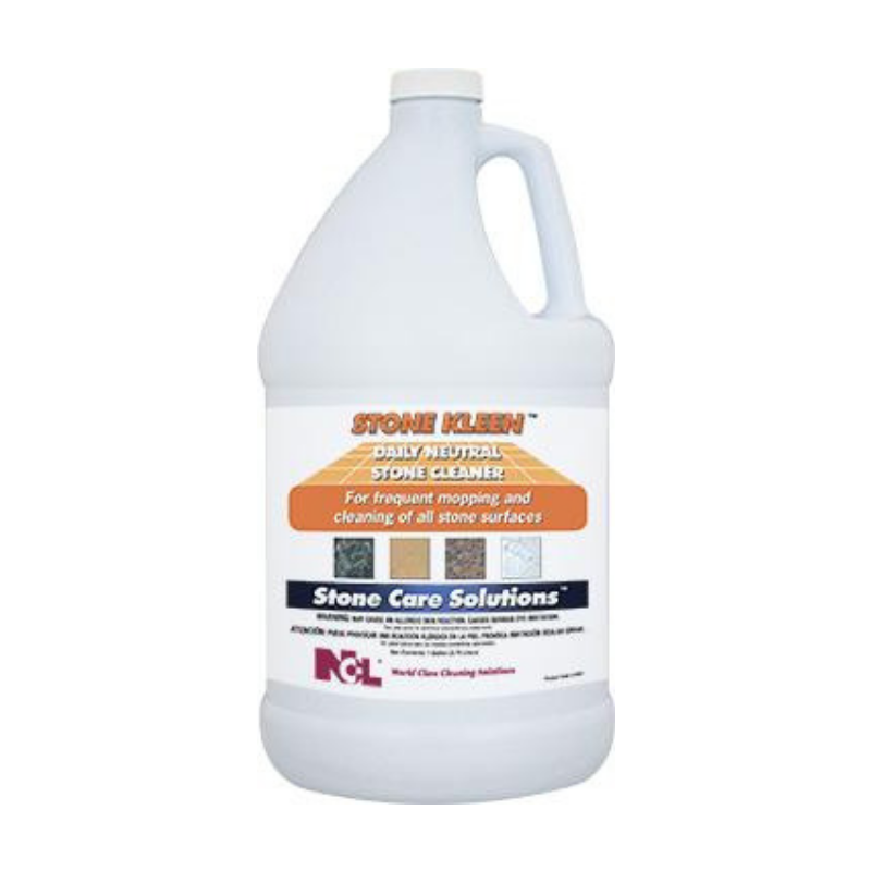 Stone Kleen Daily Neutral Stone Cleaner, 1 gal (Carton of 4)