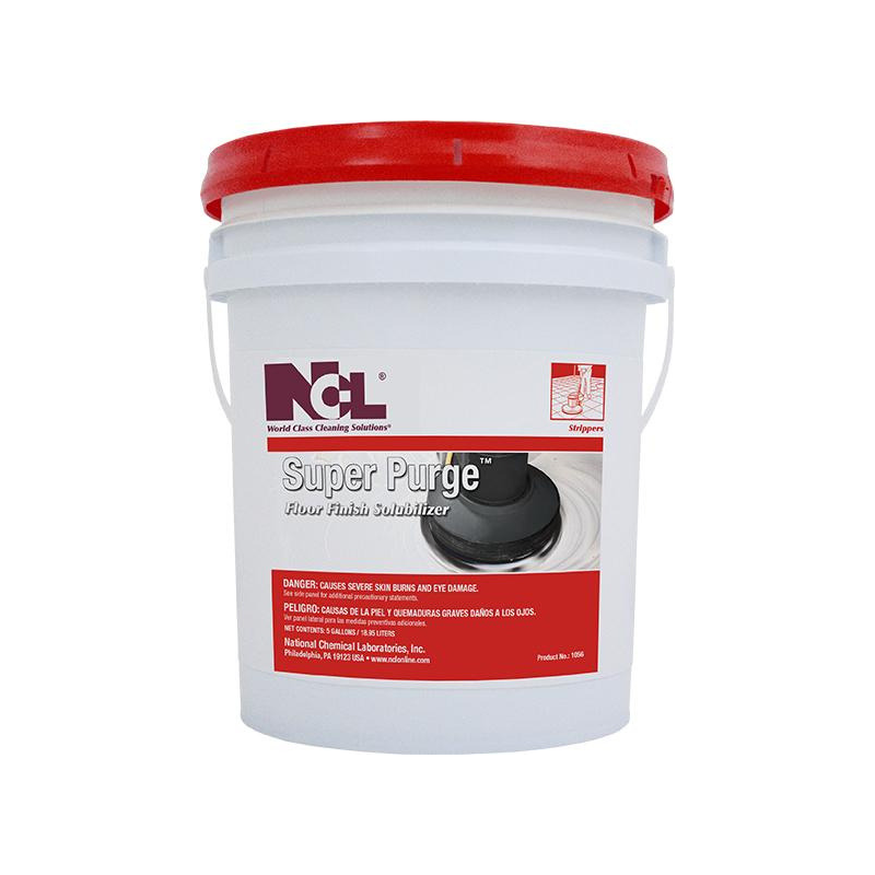 Super Purge Floor Finish Solubilizer, 5 gal (Each)