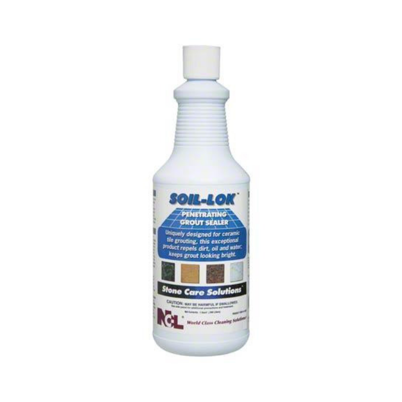 Soil-Lok Penetrating Grout Sealer, 32 oz (Carton of 12)